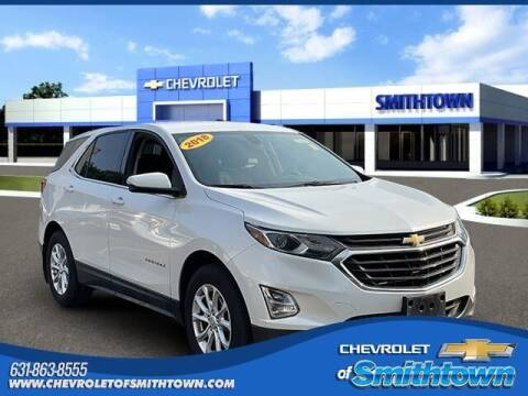 2018 Chevrolet Equinox for sale at CHEVROLET OF SMITHTOWN in Saint James NY