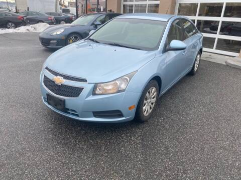 2011 Chevrolet Cruze for sale at MAGIC AUTO SALES - Magic Auto Prestige in South Hackensack NJ