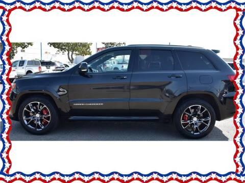 2016 Jeep Grand Cherokee for sale at American Auto Depot in Modesto CA