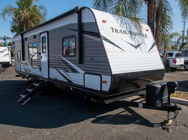 2021 Heartland Trail Runner 261BHS [Bunkhouse for sale at GQC AUTO SALES in San Bernardino CA