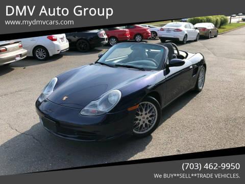 2003 Porsche Boxster for sale at DMV Auto Group in Falls Church VA