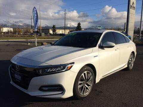 2019 Honda Accord Hybrid for sale at Delta Car Connection LLC in Anchorage AK