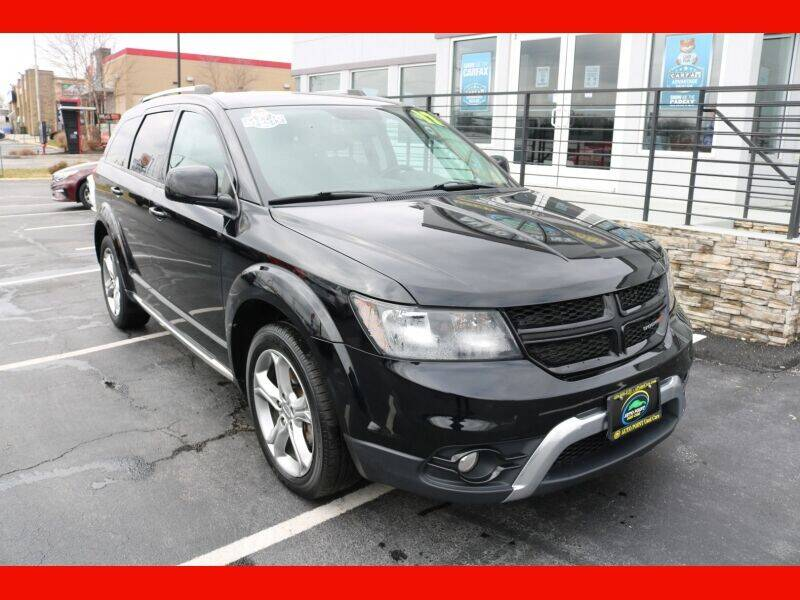 2017 Dodge Journey for sale at AUTO POINT USED CARS in Rosedale MD