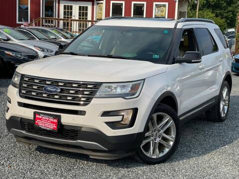 2016 Ford Explorer for sale at A&M Auto Sales in Edgewood MD