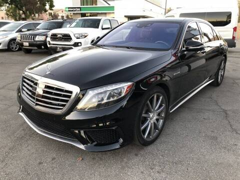 2014 Mercedes-Benz S-Class for sale at Boktor Motors in North Hollywood CA