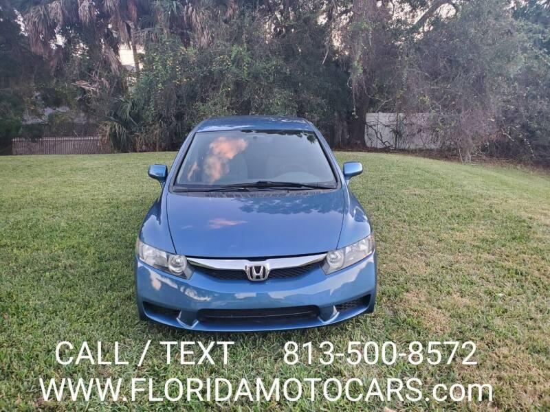 2010 Honda Civic for sale at Florida Motocars in Tampa FL