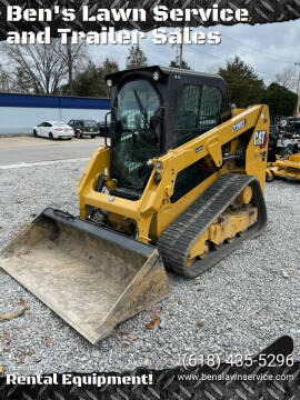 Caterpillar 239D3TrackSkidSteer for sale at Ben's Lawn Service and Trailer Sales in Benton IL