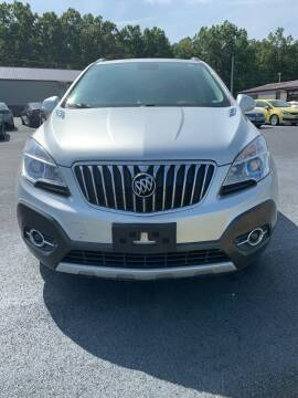 2016 Buick Encore for sale at RHK Motors LLC in West Union OH