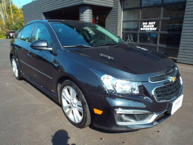 2015 Chevrolet Cruze for sale at Carena Motors in Twinsburg OH