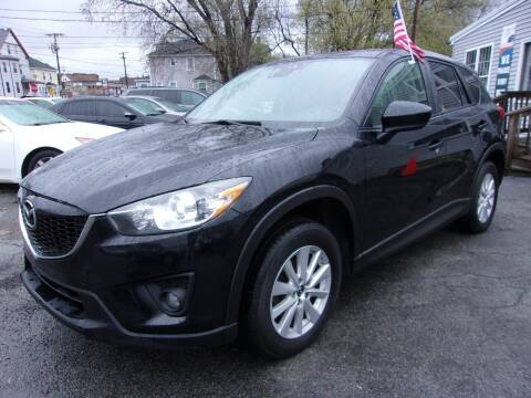 2014 Mazda CX-5 for sale at Top Line Import in Haverhill MA