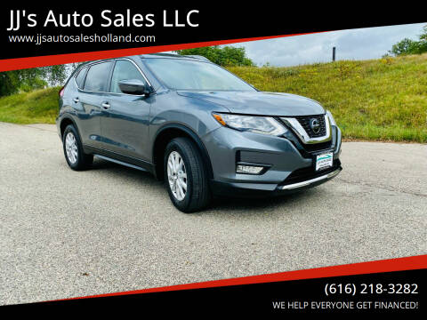 2018 Nissan Rogue for sale at JJ's Auto Sales LLC in Holland MI