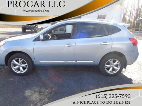 2011 Nissan Rogue for sale at PROCAR LLC in Portland TN