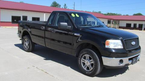 2006 Ford F-150 for sale at New Horizons Auto Center in Council Bluffs IA