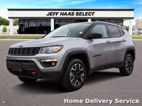 2020 Jeep Compass for sale at JEFF HAAS MAZDA in Houston TX