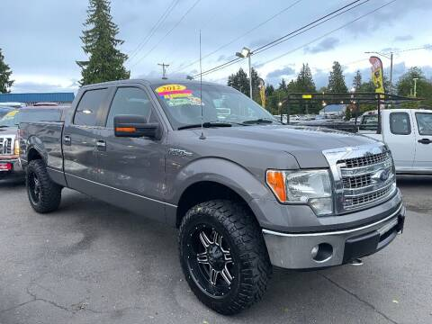 2014 Ford F-150 for sale at Real Deal Cars in Everett WA