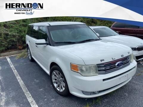 2009 Ford Flex for sale at Herndon Chevrolet in Lexington SC