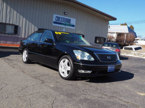 2006 Lexus LS 430 for sale at Crestwood Auto Sales in Swansea MA