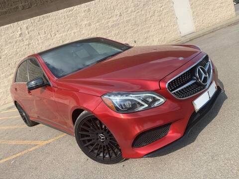 2014 Mercedes-Benz E-Class for sale at Trocci's Auto Sales in West Pittsburg PA