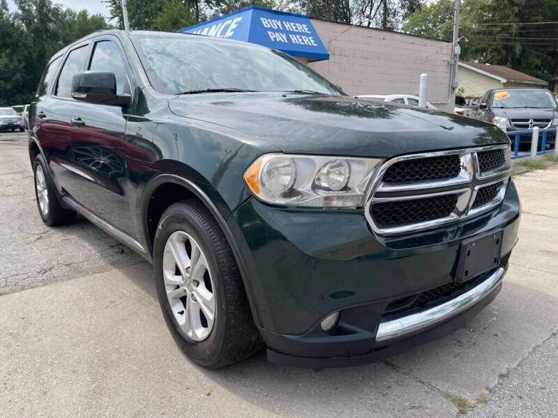 2011 Dodge Durango for sale at Great Lakes Auto House in Midlothian IL