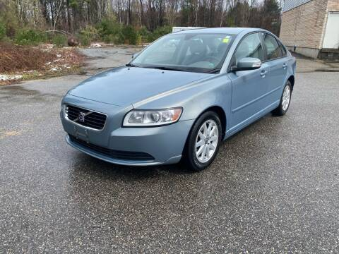 2008 Volvo S40 for sale at Cars R Us Of Kingston in Kingston NH