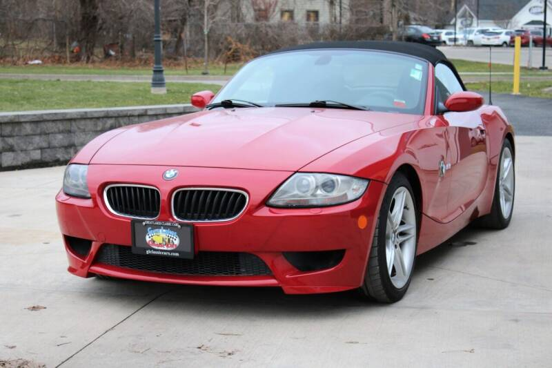 2008 BMW Z4 M for sale at Great Lakes Classic Cars & Detail Shop in Hilton NY