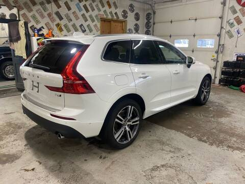 2018 Volvo XC60 for sale at Drivers Auto Sales in Boonville NC