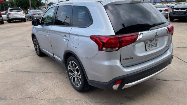 2016 Mitsubishi Outlander for sale at Auto Limits in Irving TX