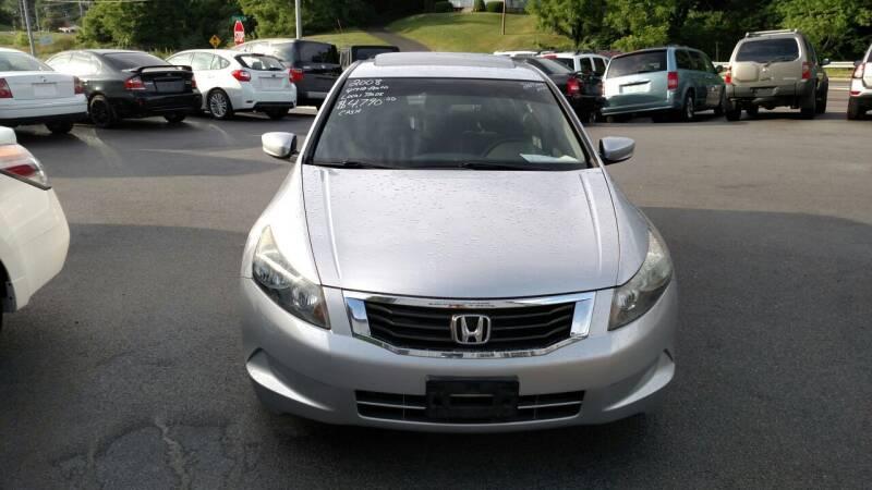 2008 Honda Accord for sale at DISCOUNT AUTO SALES in Johnson City TN