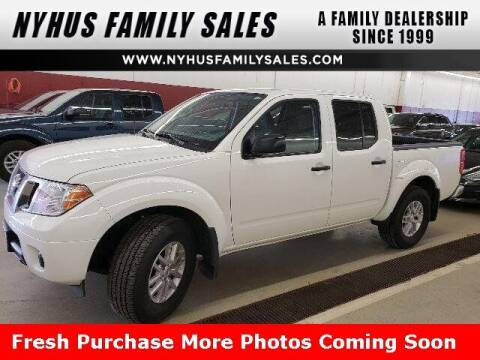 2019 Nissan Frontier for sale at Nyhus Family Sales in Perham MN