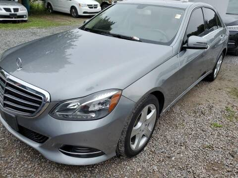 2014 Mercedes-Benz E-Class for sale at Jay's Automotive in Westfield NJ