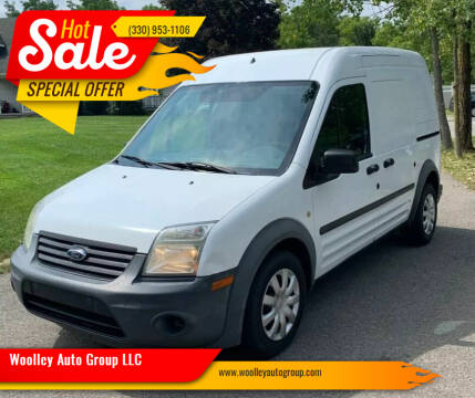 2012 Ford Transit Connect for sale at Woolley Auto Group LLC in Poland OH