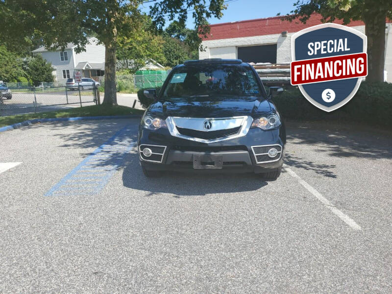 2011 Acura RDX for sale at RMB Auto Sales Corp in Copiague NY