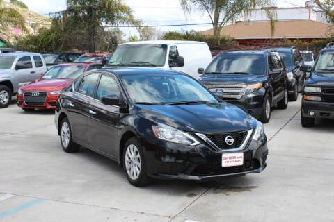 2019 Nissan Sentra for sale at Car 1234 inc in El Cajon CA