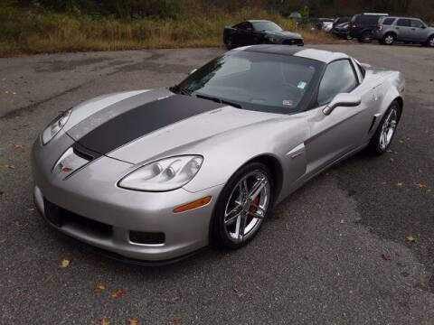 2008 Chevrolet Corvette for sale at Strosnider Chevrolet in Hopewell VA