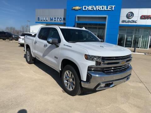 2021 Chevrolet Silverado 1500 for sale at BULL MOTOR COMPANY in Wynne AR