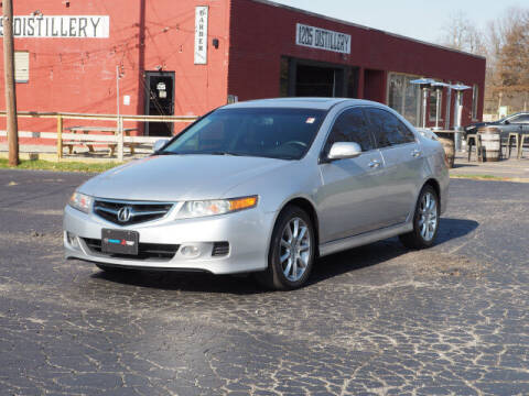 2008 Acura TSX for sale at Tom Roush Budget Westfield in Westfield IN