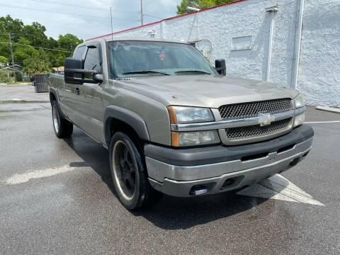 2003 Chevrolet Silverado 2500HD for sale at LUXURY AUTO MALL in Tampa FL