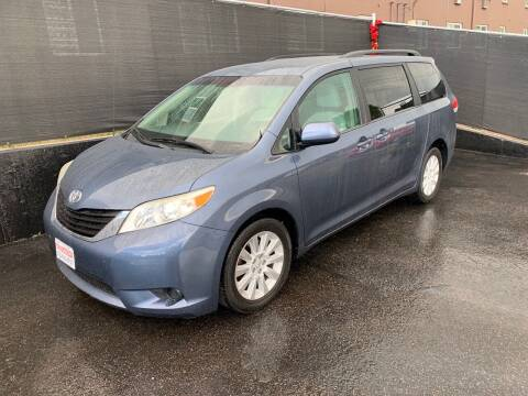 2013 Toyota Sienna for sale at McManus Motors in Wheat Ridge CO