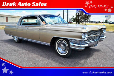 1964 Cadillac Sixty Special for sale at Druk Auto Sales in Ramsey MN