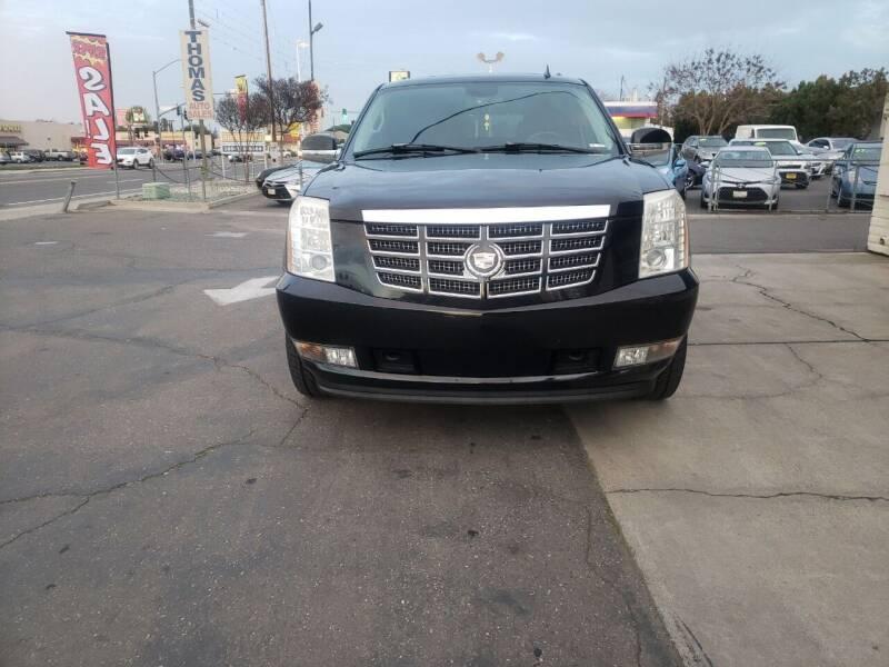 2007 Cadillac Escalade for sale at Thomas Auto Sales in Manteca CA