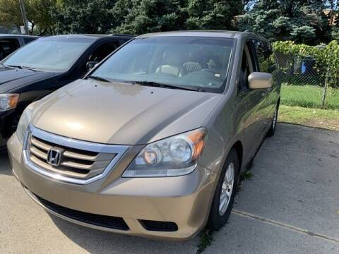 2008 Honda Odyssey for sale at Martell Auto Sales Inc in Warren MI