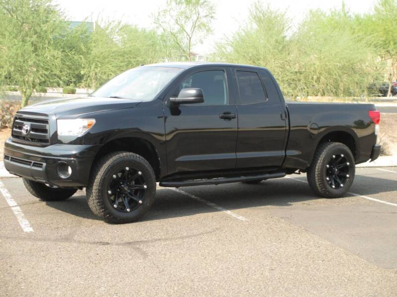 2011 Toyota Tundra for sale at COPPER STATE MOTORSPORTS in Phoenix AZ