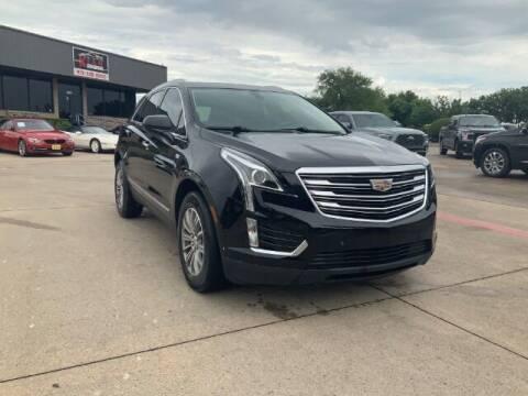 2017 Cadillac XT5 for sale at KIAN MOTORS INC in Plano TX