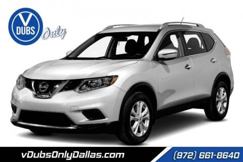 2016 Nissan Rogue for sale at VDUBS ONLY in Dallas TX
