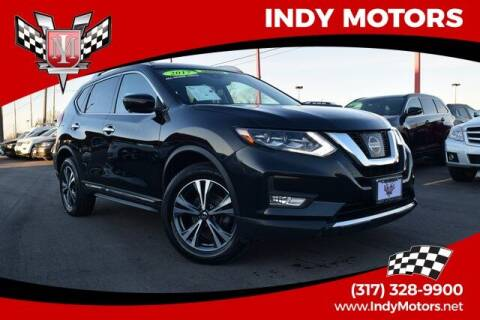 2017 Nissan Rogue for sale at Indy Motors Inc in Indianapolis IN