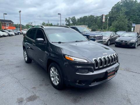 2016 Jeep Cherokee for sale at Bloomingdale Auto Group - The Car House in Butler NJ