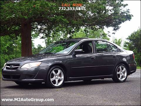 2009 Subaru Legacy for sale at M2 Auto Group Llc. EAST BRUNSWICK in East Brunswick NJ