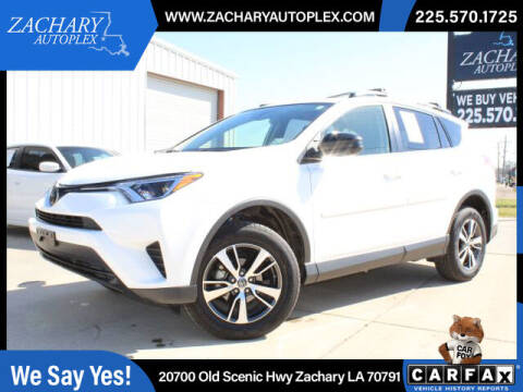 2018 Toyota RAV4 for sale at Auto Group South in Natchez MS