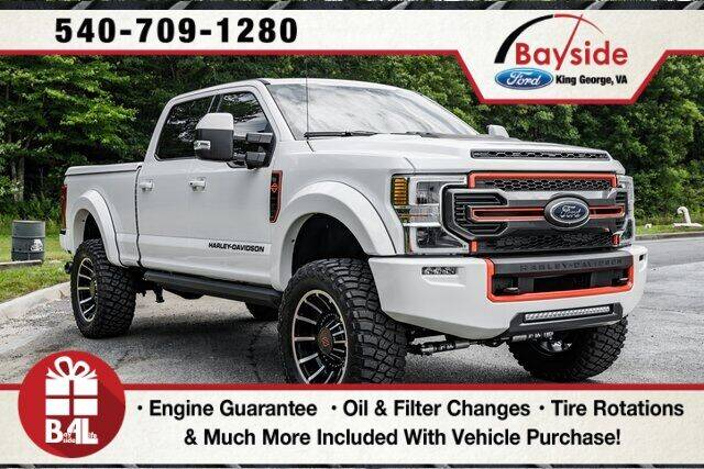 2021 Ford F-250 Super Duty for sale in King George, VA