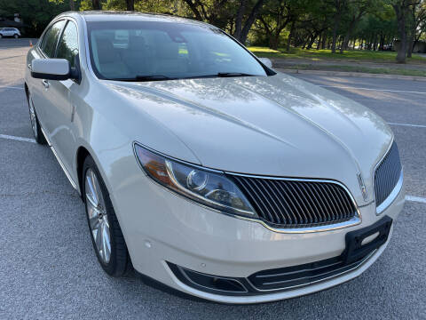 2014 Lincoln MKS for sale at PRESTIGE AUTOPLEX LLC in Austin TX